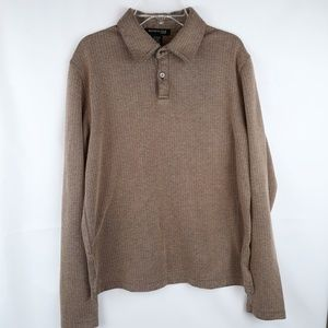 Kenneth Cole Long Sleeve Shirt size Small